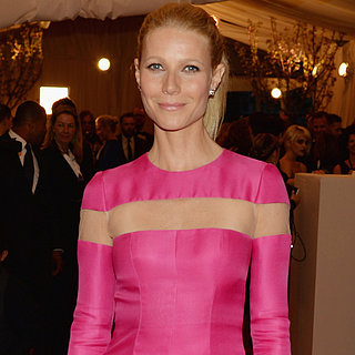 Gwyneth Paltrow at the Met Gala 2013