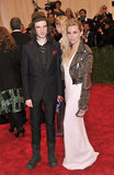 Sienna Miller and Tom Sturridge in 2013