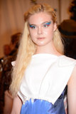 Elle Fanning Makeup at Met Gala 2013 | Red Carpet