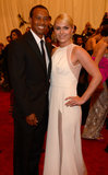 Tiger Woods and Lindsey Vonn Make Their Red Carpet Debut at the Met Gala