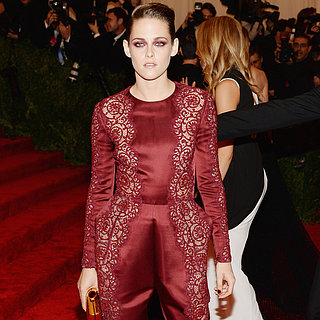 Kristen Stewart in Stella McCartney Jumpsuit, 2013 Met Gala