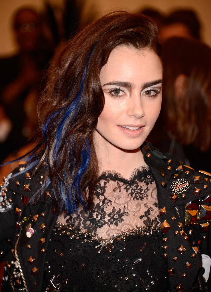 Lily Collins's Streaks