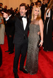 Hugh Dancy and Claire Danes at the Met Gala 2013.