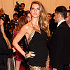 Gisele Bundchen on Met Gala 2013 Red Carpet