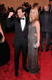 Hugh Dancy and his wife, Claire Danes, got glamorous.