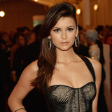 Nina Dobrev Hair at Met Gala 2013 | Red Carpet