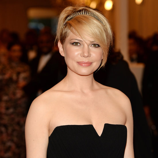 Michelle Williams Short Hair 2013 Back Images & Pictures