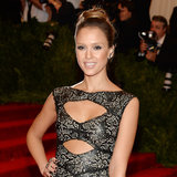 Jessica Alba on Met Gala 2013 Red Carpet