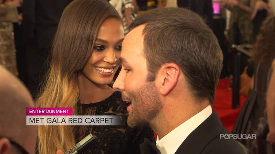 "Video: Tom Ford's Most Punk Moment? ""I Can't Tell You!"""