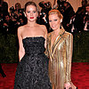 Celebrity Couples and Friends at 2013 Met Gala