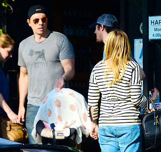 Kristen Bell and Dax Shepard Out With Lincoln For First Time