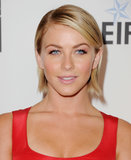 Julianne's slicked-down style looked modern and sexy at a benefit for EIF's Women's Cancer Research Fund.