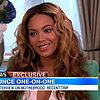Beyonce on Good Morning America May 2013