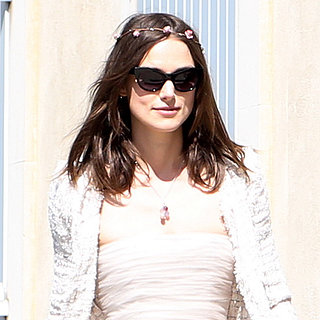 Keira Knightley Wedding Hair