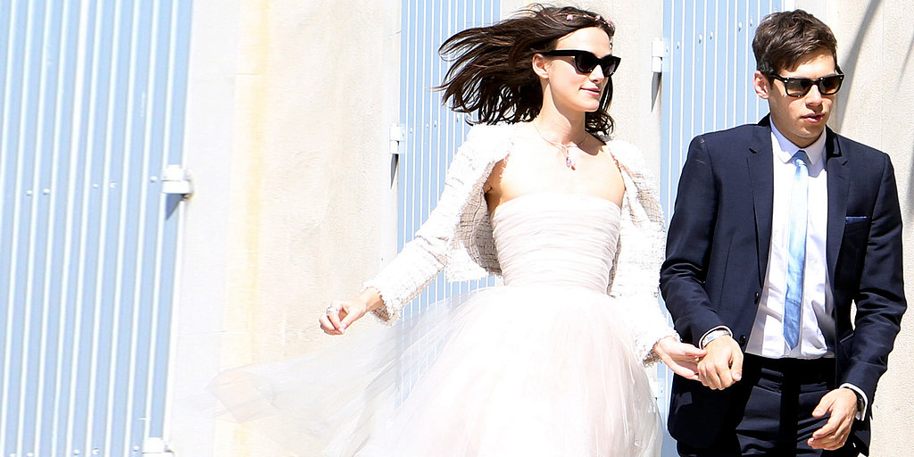 Did Keira Knightley Recycle Her Dress For Her Big Day?