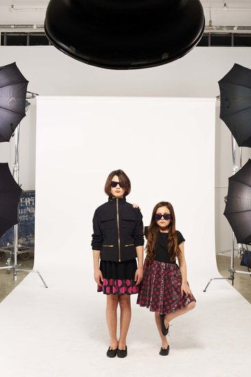 Sneak a Peek at Isaac Mizrahi's Stylish and Sophisticated Girls Line