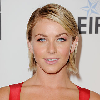 Julianne Hough Short Hair
