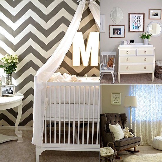 Jillian Harris and Molly Mesnick Collaborate on a Modern Gender-Neutral Nursery