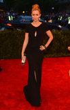 Emily Blunt at the Met Gala 2013.