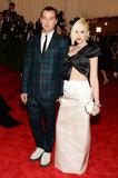 Gwen Stefani and Gavin Rossdale at the Met Gala 2013.