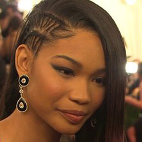 Chanel Iman Met Gala Interview | Video