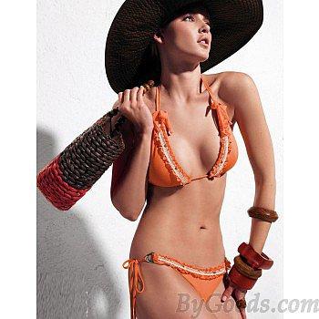 Hot Sexy Lace Sling Bikini & Swimsuit