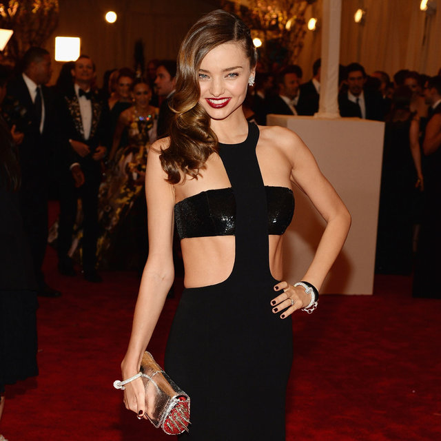 Who Wore the Cutout Look Best at the 2013 Met Gala?