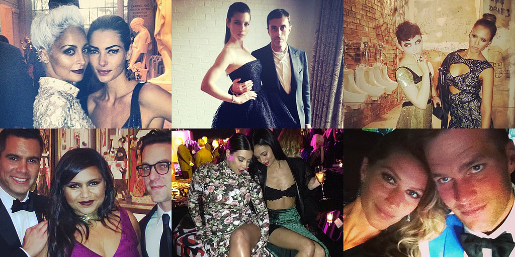 Go Behind the Scenes at the Met Gala With Celebrity Snaps!