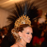 The Craziest Beauty Looks from the Met Gala