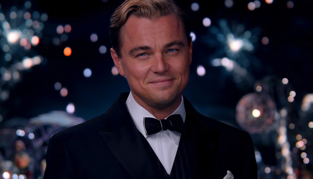 "Love Is Hopeful ""Can't repeat the past?"" he cried incredulously. ""Why of course you can!"" — Gatsby"