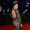 Jennifer Lopez on Met Gala 2013 Red Carpet