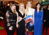 Dakota and Elle Fanning Double Up at the Met Gala