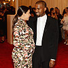 Kim Kardashian at the Met Gala 2013