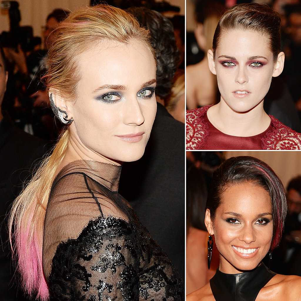 2013 Met Gala Beauty: Zoom in on Last Year's Hair and Makeup
