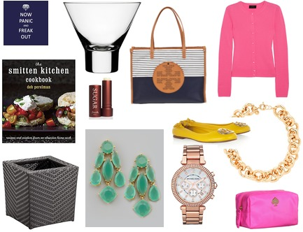 J.Crew, Iittala, Sur La Table, Kate Spade