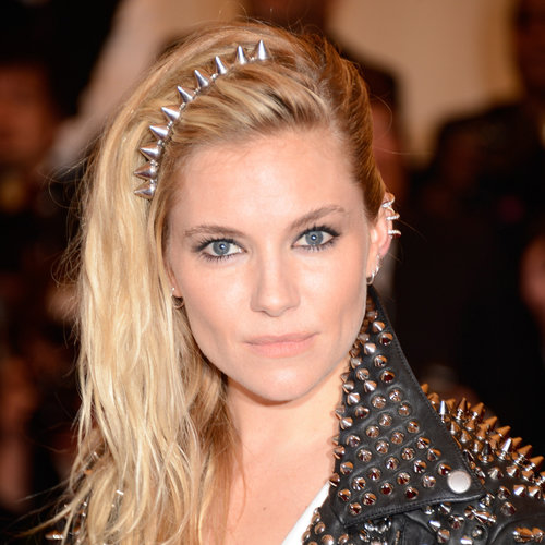 Met Gala Red Carpet Hair Accessories 2013