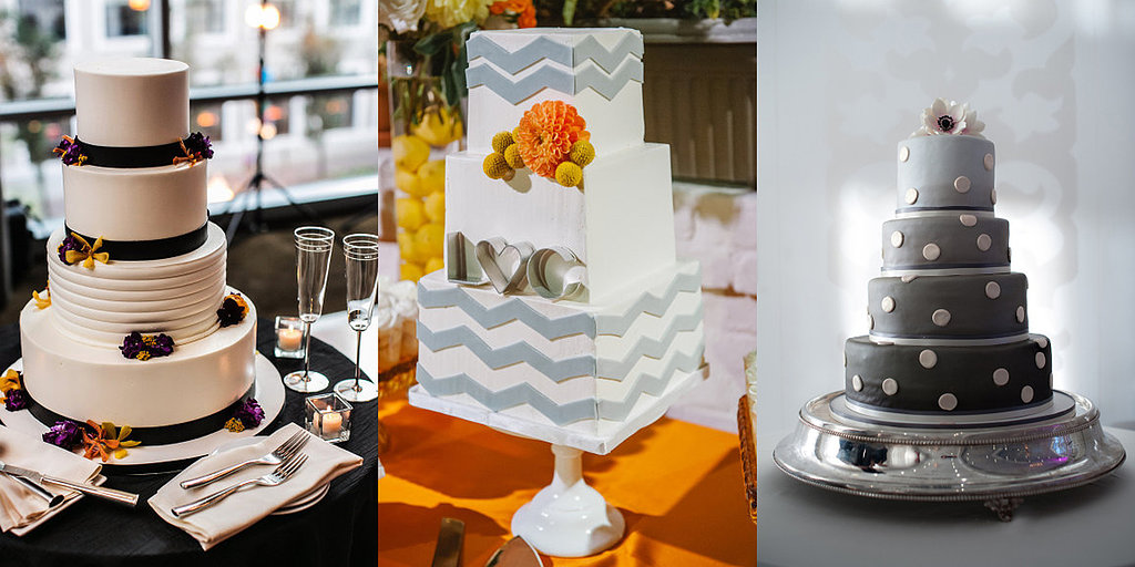 25 Wedding Cakes That Are Anything but Traditional