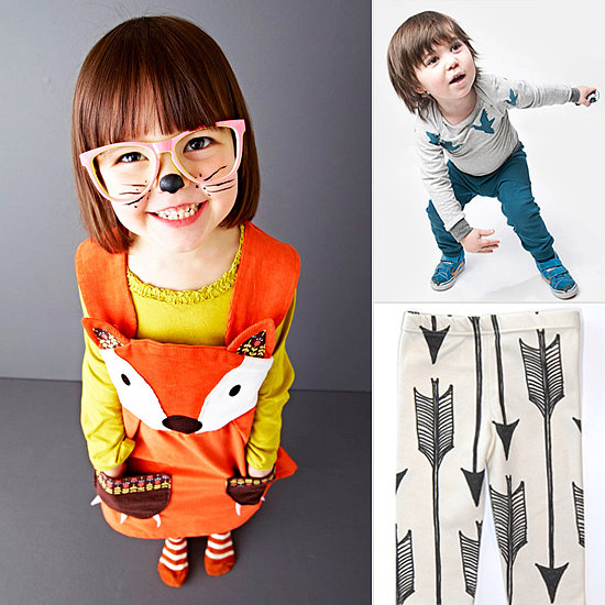 6 Etsy Shops For Hip Kids Clothes