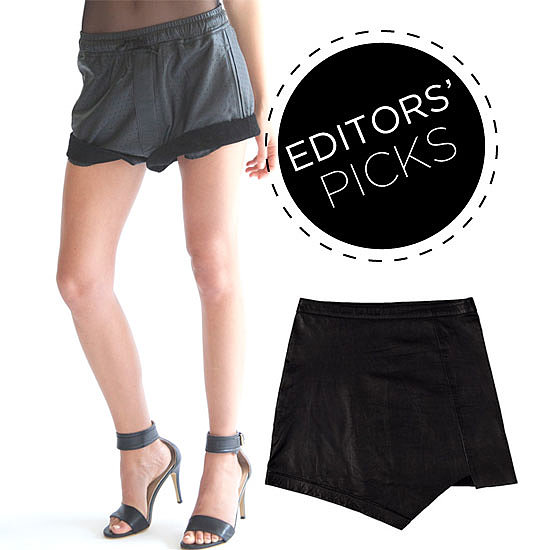 Editors' Picks: The Ultimate Leather Buys