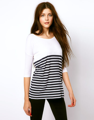 Vero Moda Bretton Stripe Top