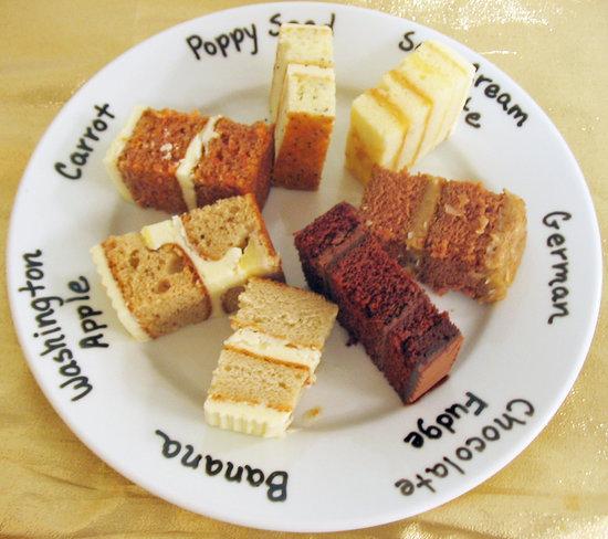 Wedding Cake Flavor Ideas