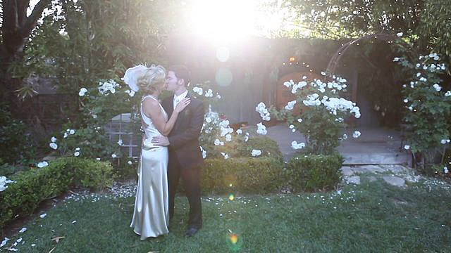 The Artist-Inspired Wedding Video