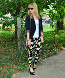 Floral Pants