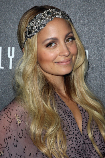 Embellished headbands were a huge hair accessory trend in the time of Daisy Buchanan and Jay Gatsby. If you don't want to go full-out '20s, though, look to Nicole Richie for inspiration. The star paired boho waves with an old-school hair accessory at Fashion's Night Out in Los Angeles in 2011.