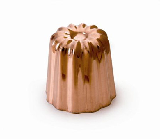 Copper Canelé Molds