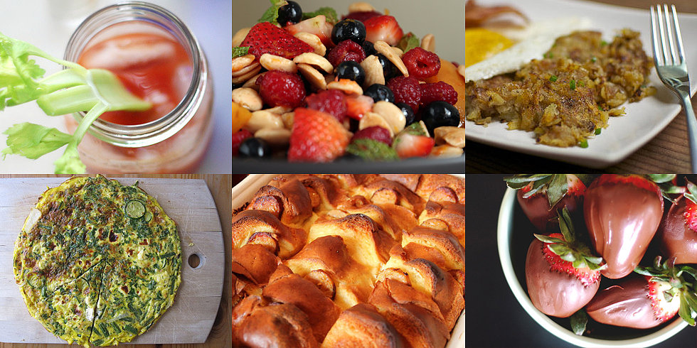 A Sweet and Savory Mother's Day Brunch