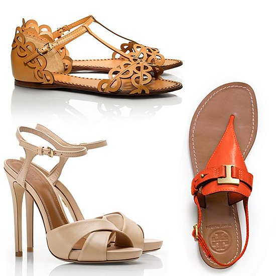 Tory Burch - Miller-2 Sandals Shoes - Polyvore