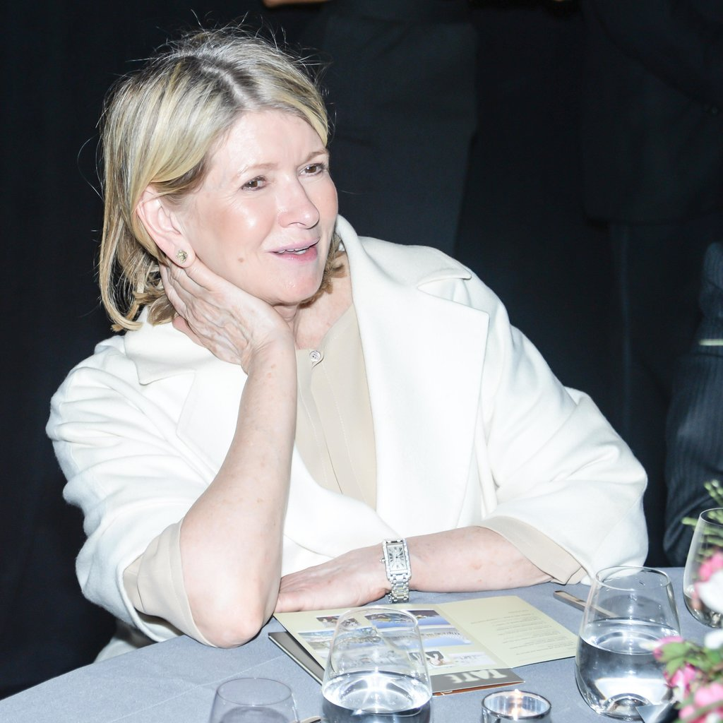 Martha Stewart chatted with party guests. Source: Joe Schildhorn /BFAnyc.com