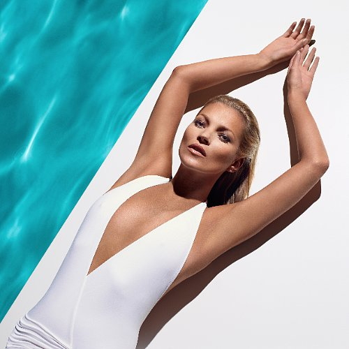 Kate Moss Lands a St. Tropez Tanning Deal