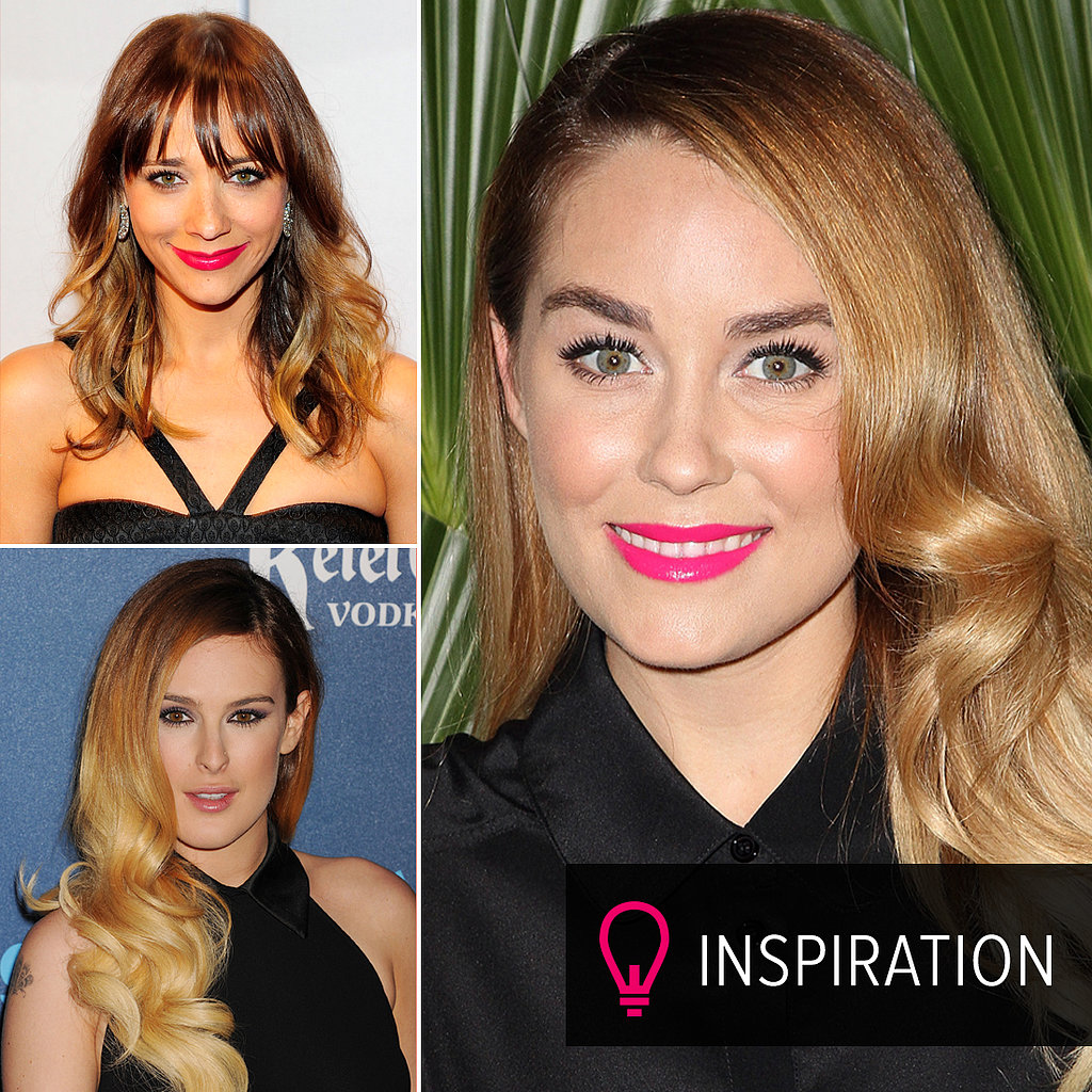 Celebrity Ombré Pics to Bring to Your Next Salon Visit